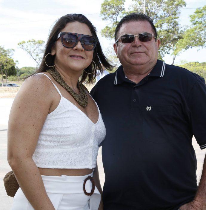 Carla Melo E Antonio Aguiar