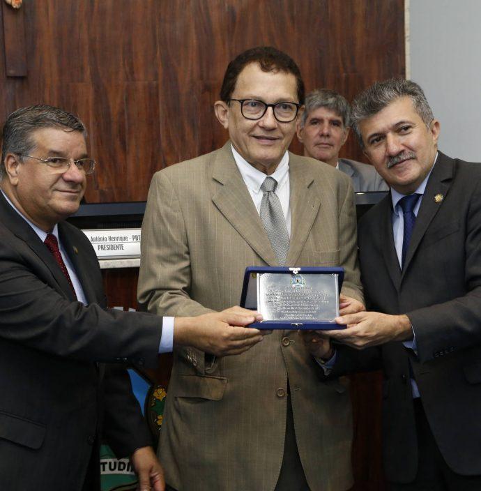 Carlos Dutra, Elpidio Nogueira E Antonio Henrique