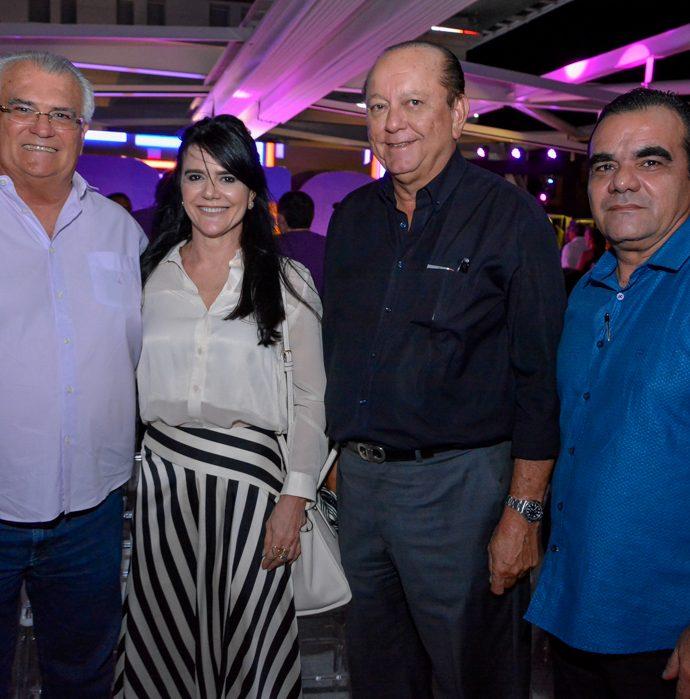 Carlos E Luiza Feitosa, Rafael Leal E Edmar Feitosa