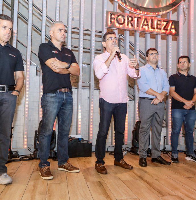 Carlos Galvao, Kall Aragao, Alexandre Pereira, Rogerio Pinheiro, Erick Vasconcelos E Luiz Sobreira