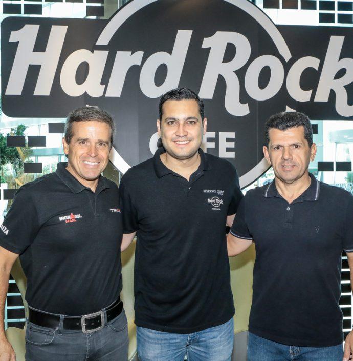 Carlos Galvao, Luiz Sobreira E Erick Vasconcelos