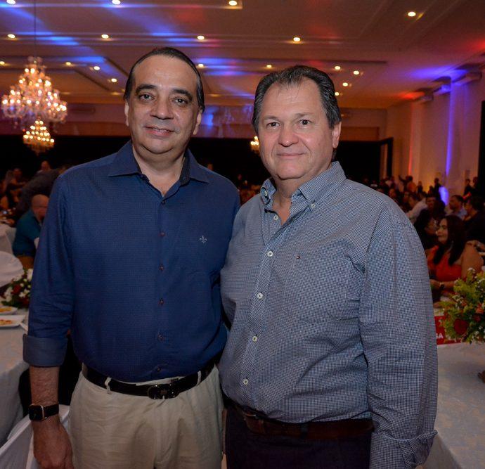 Carlos Gualter E Célio Vilela