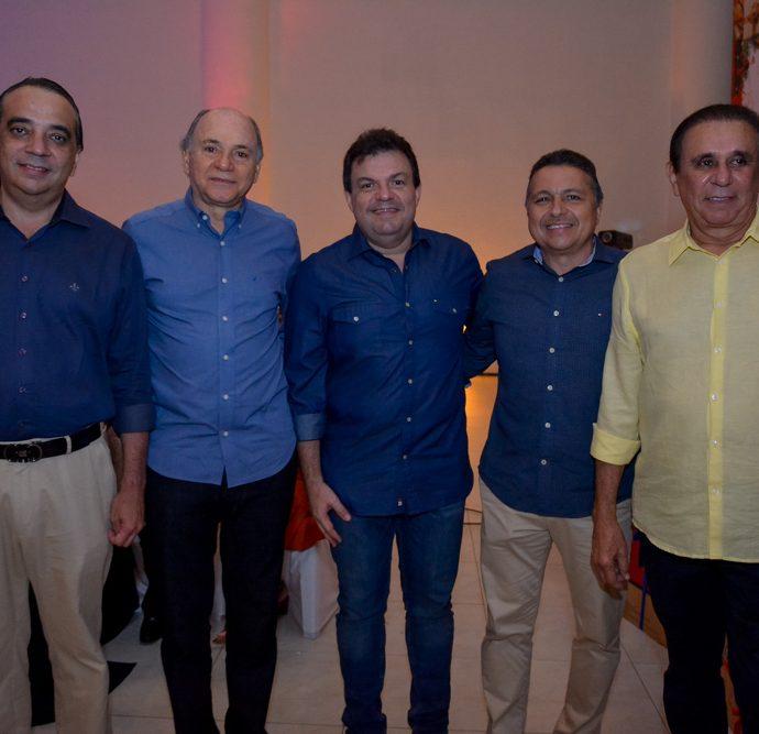 Carlos Gualter Lucena, Inácio Barreira, Fernando Ferrer, Reginaldo Oliveira E Galdêncio Lucena