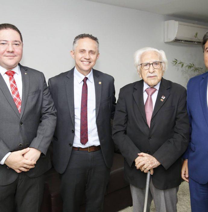 Carlos Paes, Evaldo Costa, Joao Lemos E Leandro Vasquez