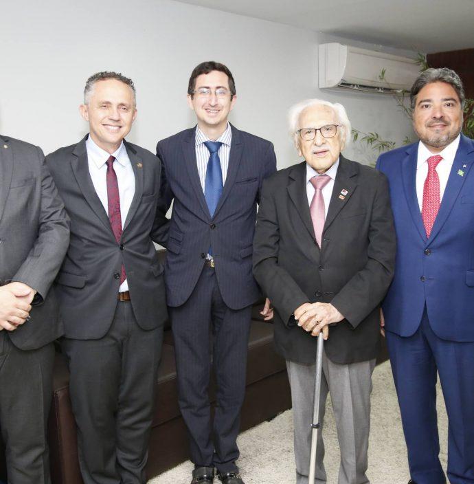 Carlos Paes, Evaldo Costa, Roberto Victor, Joao Lemos E Leandro Vasquez