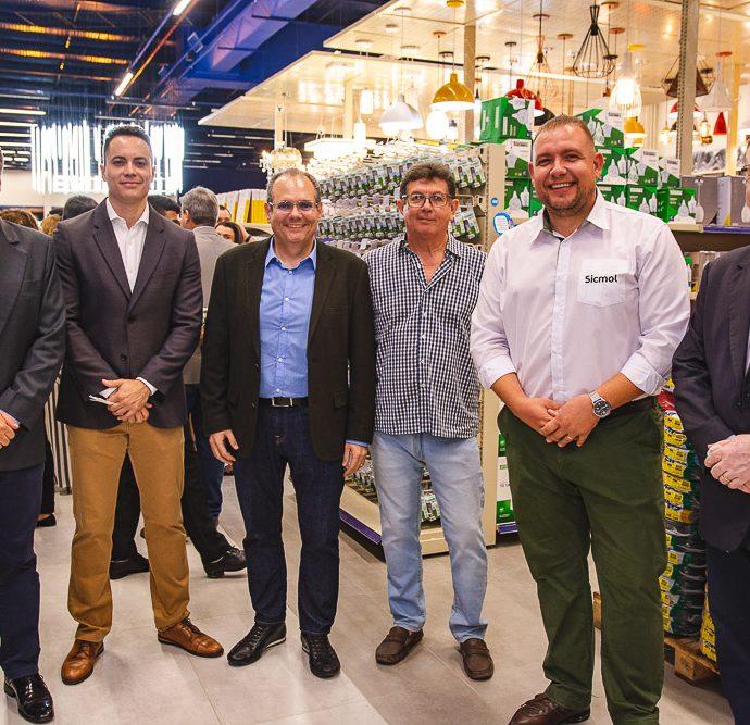Carmerino Cazote, Thiago Borba, Wendel Regadas, Jorge Araruna, Leandro Parnaiba E Valmir Vale