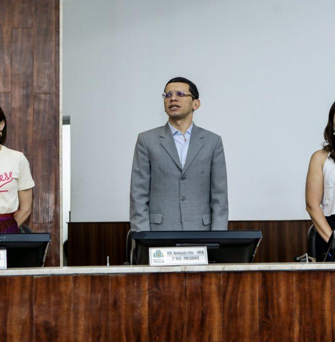 Carol Bezerra, Renato Lima E Cristina Machado