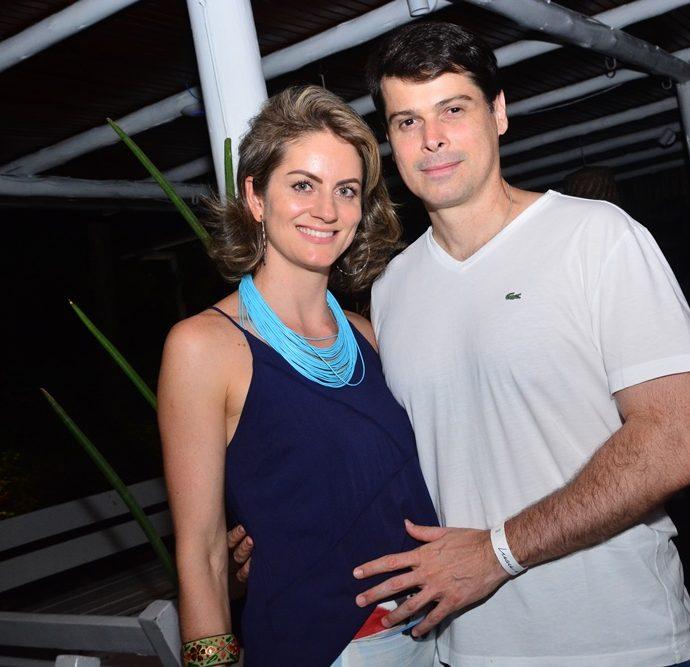 Caroline Harder E Antônio Miranda