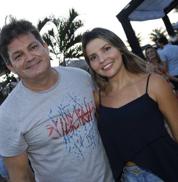 Cassio Goncalves E Sorayma Leite