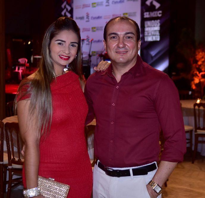 Casthia Kaline E Tarcis Freitas