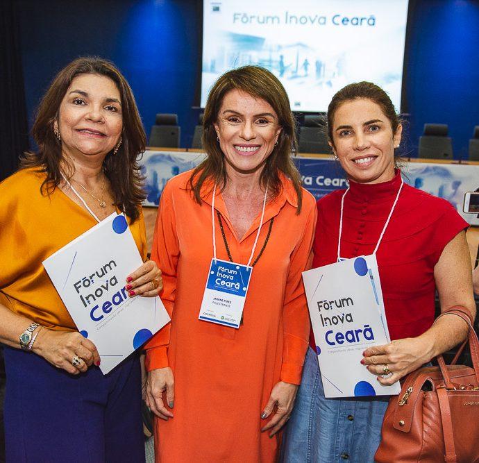 Celina Castro Alves, Janice Pires E Suemy Vasconcelos