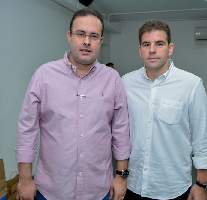 Celio Gurgel E Guilherme Praca