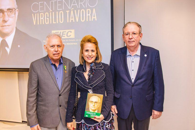 Cesar Barreto, Tereza Ximenes E Ricardo Cavalcante