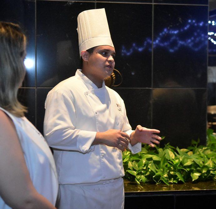 Chef Alex Silva