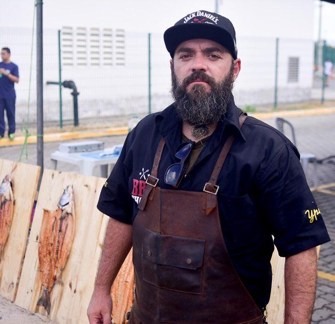 Chef Edd Campos
