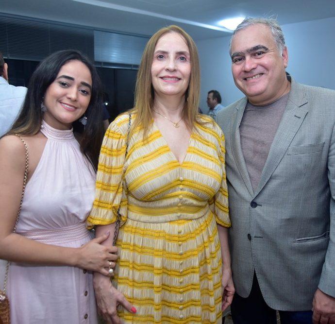 Chef Kelly, Marcia Diógenes, Helio Parente