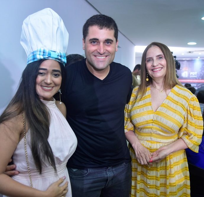 Chef Kelly, Mauricio Campos, Marcia Doógnes