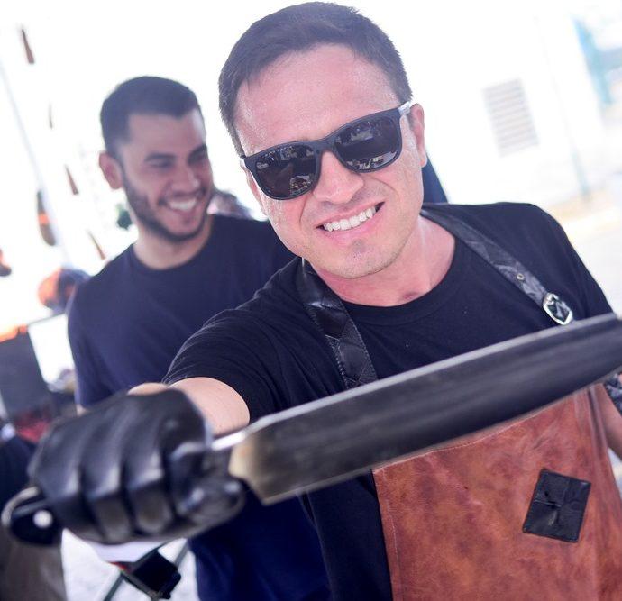 Chef Marcos Savegnago