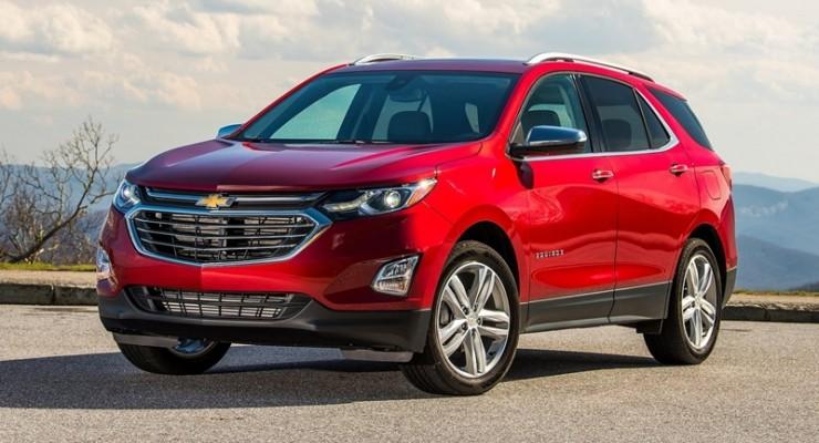 Equinox, da GM, vende mais que Corolla e Civic, mas nos EUA