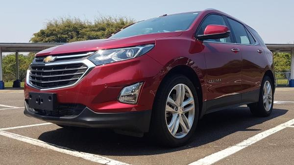 Equinox, da GM, surge em versão 1.5 turbo e versão Midnight