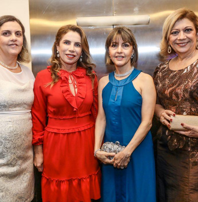 Cibelle Braga, Suemi Vasconcelos, Circe Jane E Priscila Cavalcante