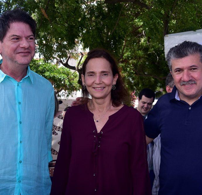 Cid Gomes, Maria Izolda, Antônio Henrique