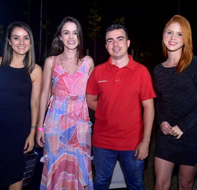 Cize Macêdo, Erika Bessa, Airton Batista, Alice Sampaio,