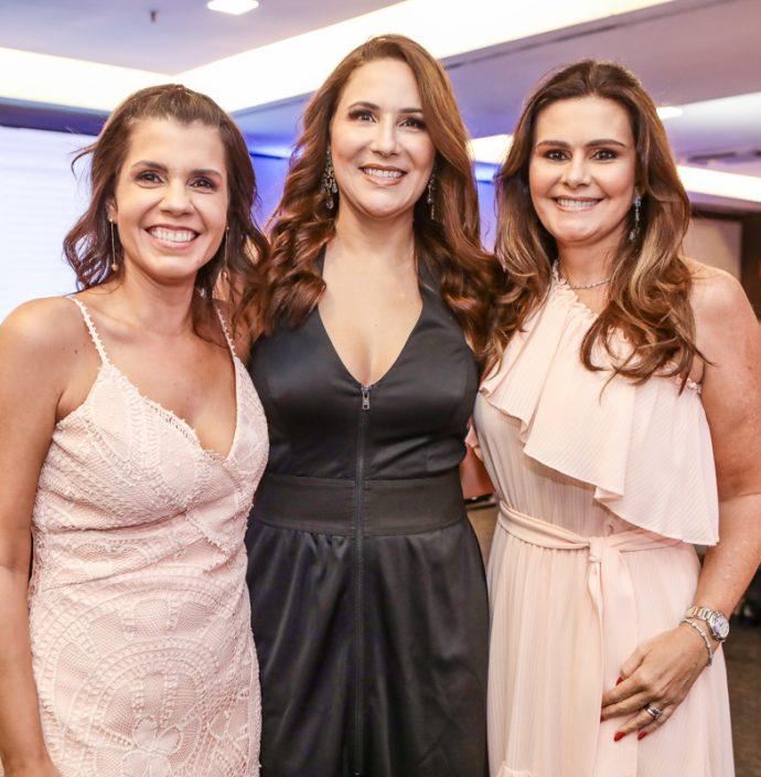 Claudia Diniz, Alessandra Soares E Ivana Bezerra