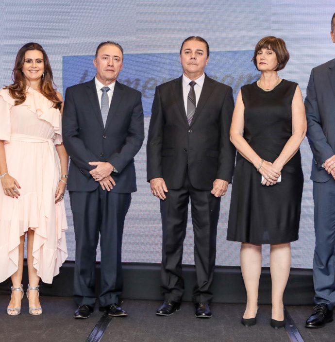 Claudia Diniz, Ivana Bezerra, Darlan Leite, Eliseu Barros, Andrea Bal E Regis Medeiros