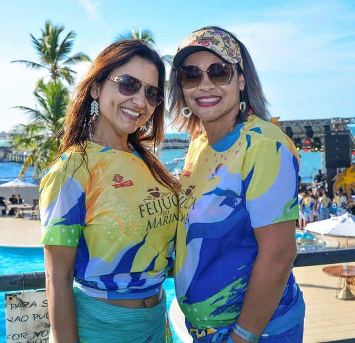 Claudia Nunes, Wilze Melo