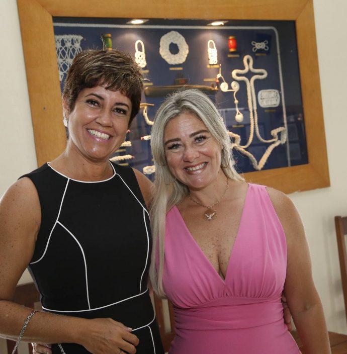 Claudia Pessoa E Luciana Silva
