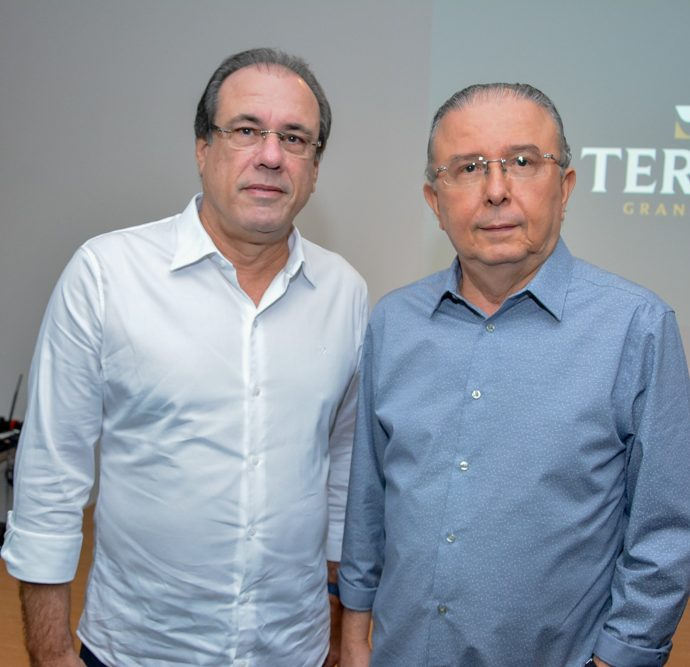 Claudio Brasil E Jose Antonio Melo