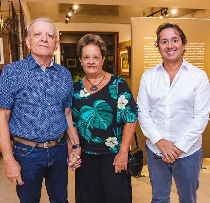 Clidenor Capibaribe, Ana Nery E Rodrigo Parente