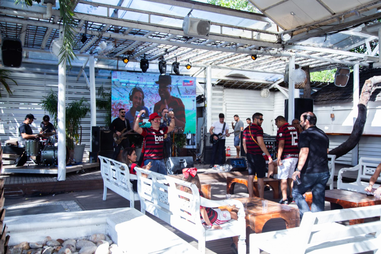 Colosso Fortaleza reúne os amantes do futebol durante a transmissão do Mundial de Clubes