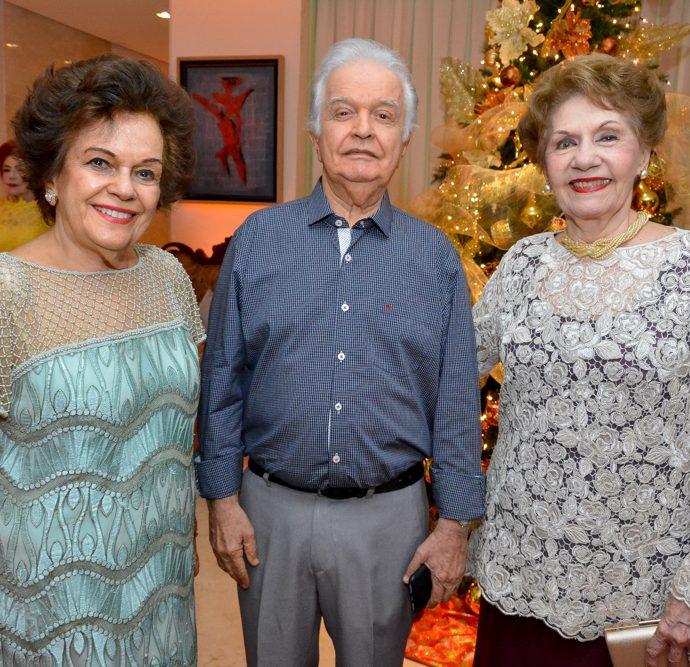 Constança Távora, Francisco E Sara Teles