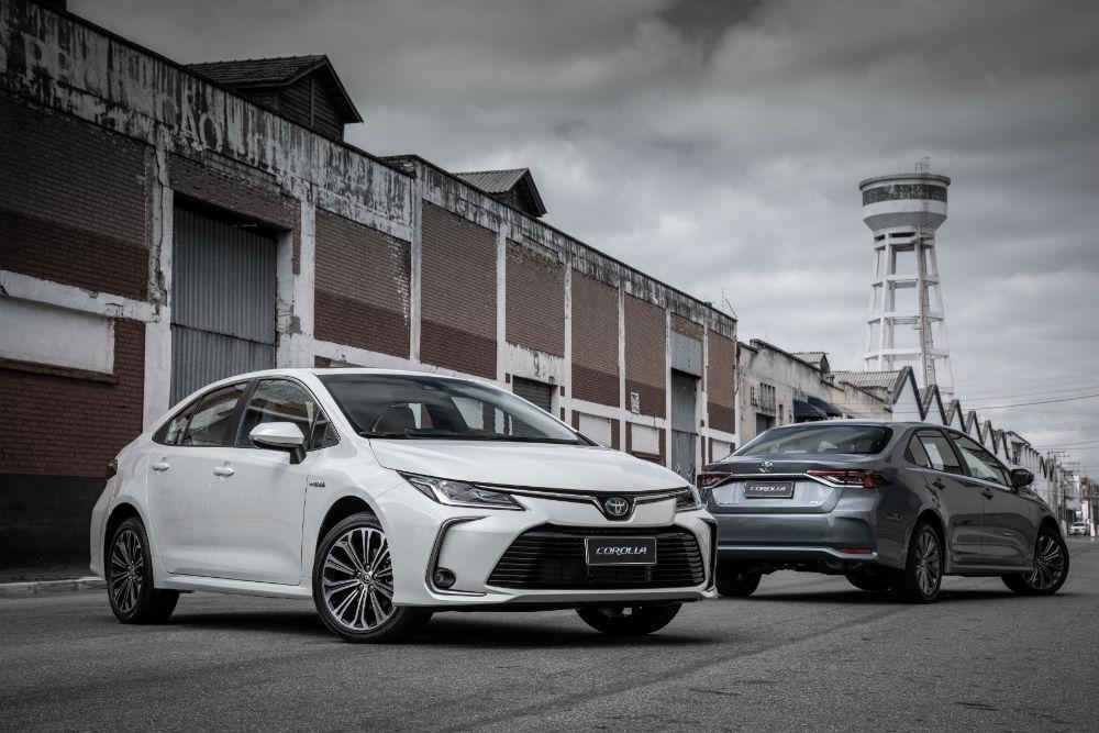 Novo Corolla 2020 conquista nota máxima em testes de segurança