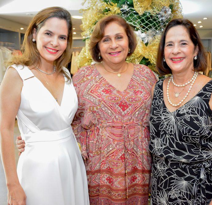 Cristiana Carneiro, Liduina Araujo E Cristina Miranda