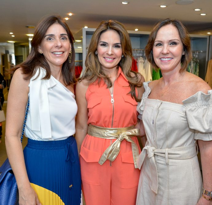 Cristina Sleiman, Eveline Fujita, E Carla Sleiman