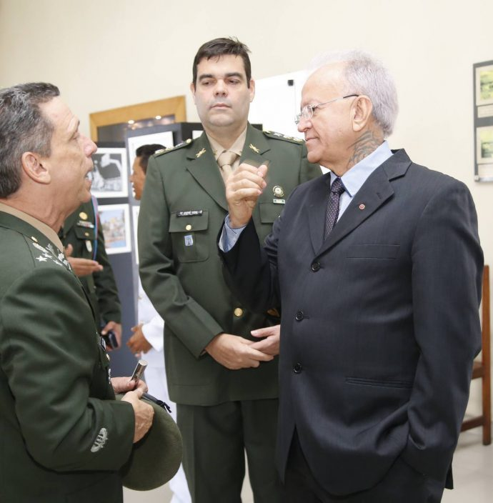 Cunha Mattos, Andre Vidal E Antonio Siqueira
