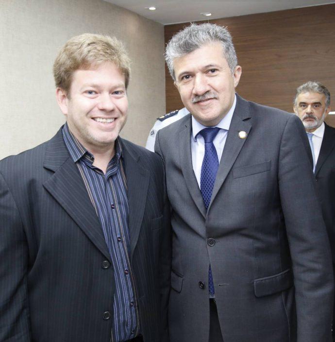 Daniel Wanderley E Antonio Henrique