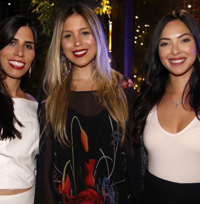 Daniela Cavalcante, Maria Isabel Esteves E Gediany Mendes