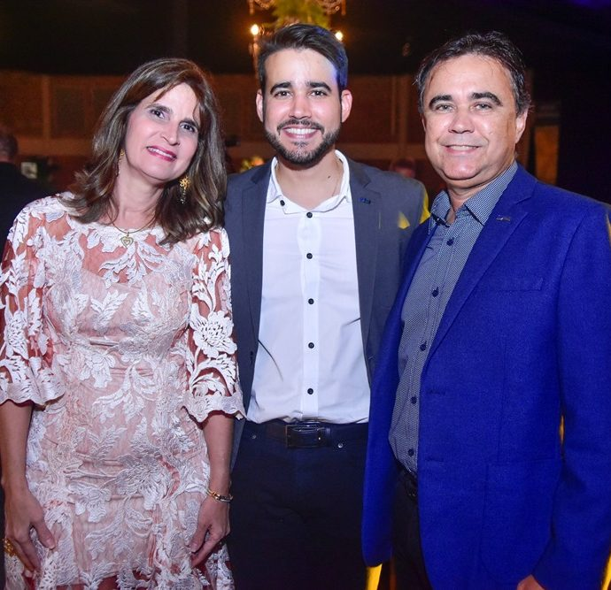 Daniela Costa, Cabral Neto, Gilberto Costa
