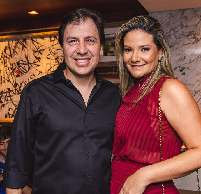 Danilo Cavalcante E Rachel Fortes