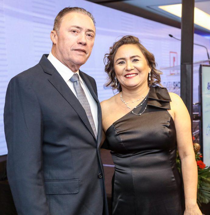 Darlan Leite E Rejane Santos