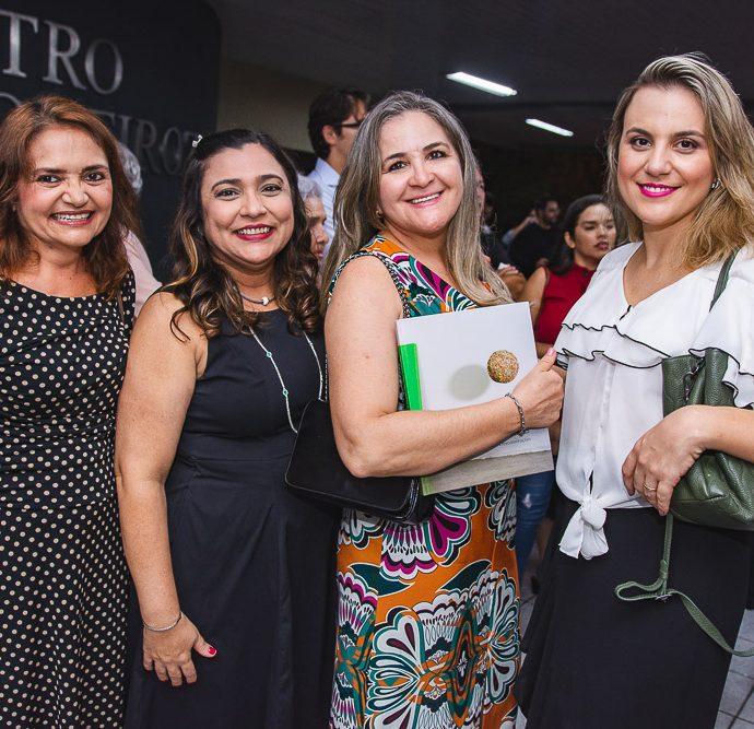 Debora Sudario, Roseane Bastos, Niedja Amorim E Lia Queiroz