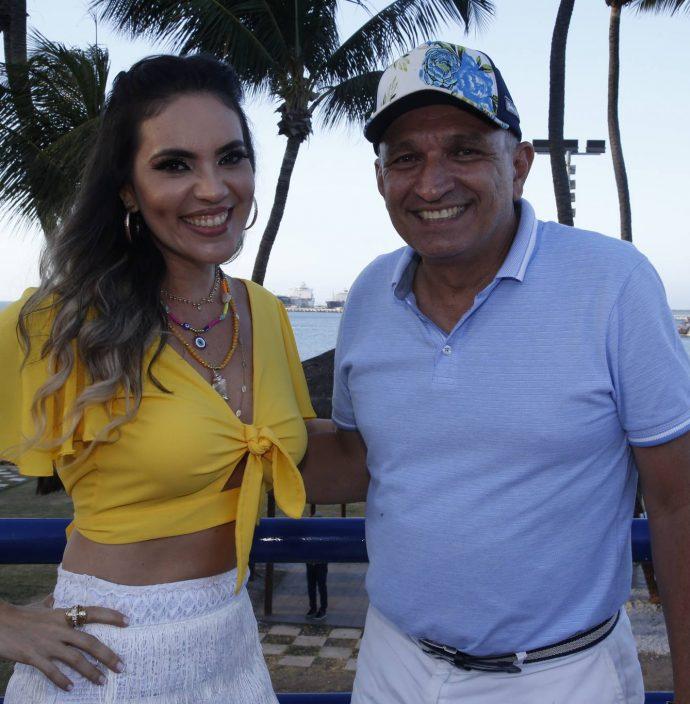 Deborah Lima E Licinio Correa