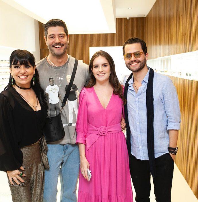 Deborah Ventura, Kadu Dantas, Julia Junqueira E Felipe Ventura