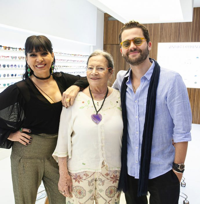 Deborah Ventura, Marlene Vassalo, Felipe Ventura