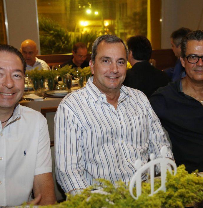 Demontier Linhares, Kalil Otoch E Vicente De Castro
