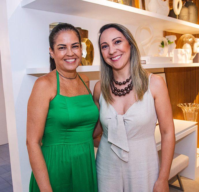 Denise Cabral E Flavia Rodrigues